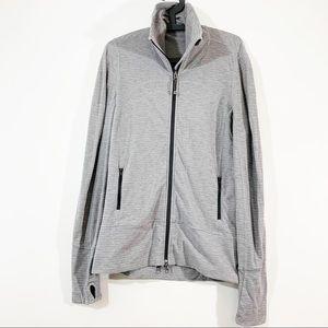 LULULEMON ATHLETICA   Full-Zip Sweater